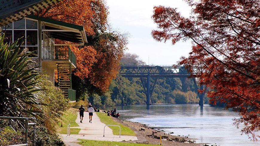 نهر وايكاتو